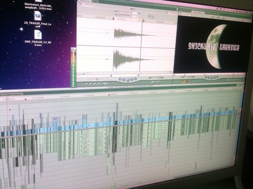 Rough Cut Timeline